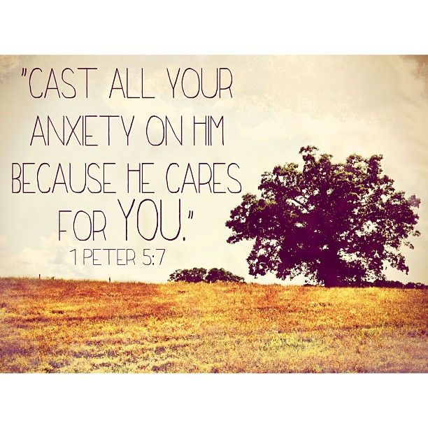 Bible Quotes About Anxiety And Stress: Anxiety Quotes From The Bible. QuotesGram