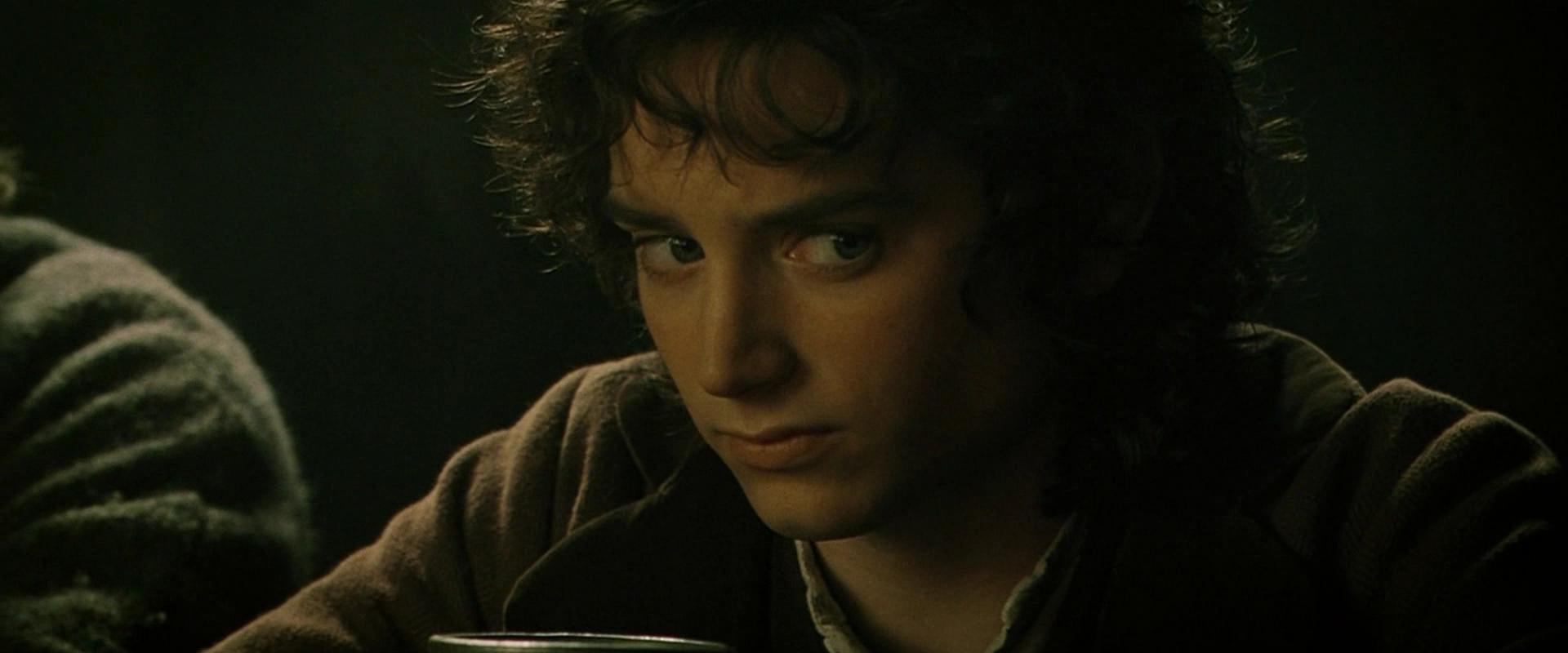 Elijah Wood's Role In Peter Jackson's The Hobbit Revealed ...   Elijah Wood Frodo Poster