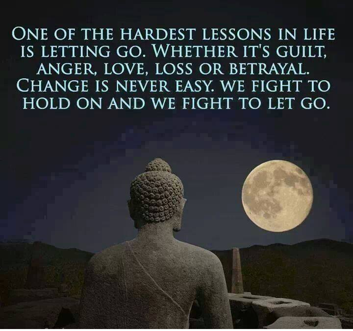 Quotes About Moving On And Letting Go: Buddha Quotes On Letting Go. QuotesGram