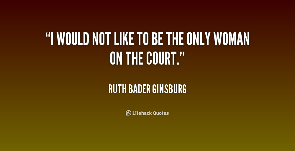 a lifes triumph a biography of ruth bader ginsburg Read my own words by ruth bader ginsburg, mary hartnett, and wendy w williams by ruth bader ginsburg, mary hartnett, wendy w williams for free with a 30 day free trial read ebook on the web, ipad, iphone and android.