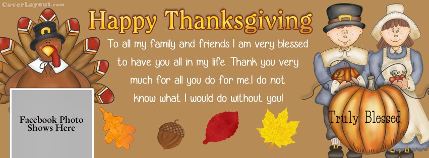 Thanksgiving Quotes For Friends Family And Animals Quotesgram