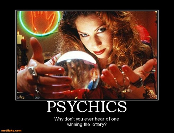 Funny Psychic Quotes. ...