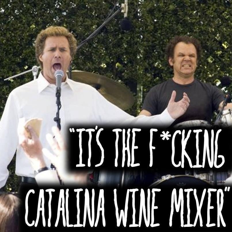 Premium it's the fucking catalina wine mixer ugly christmas shirt