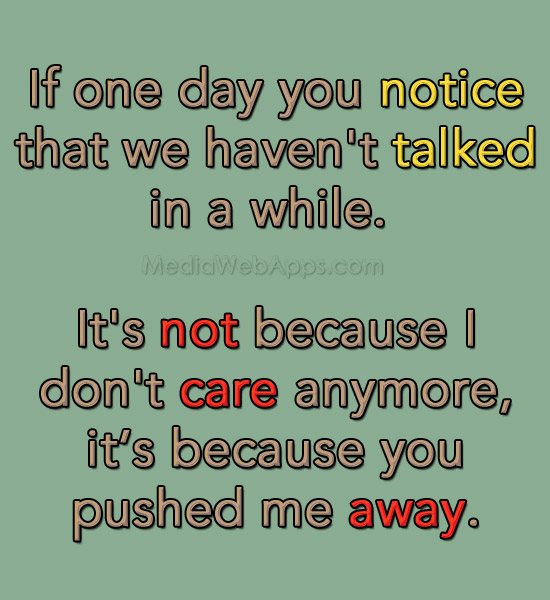 Quotes About Losing Friends And Not Caring: Not Being Friends Anymore Quotes. QuotesGram