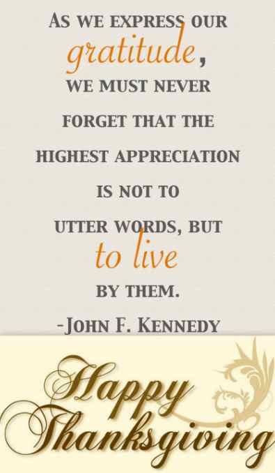 Inspirational Quotes About Gratitude Quotesgram