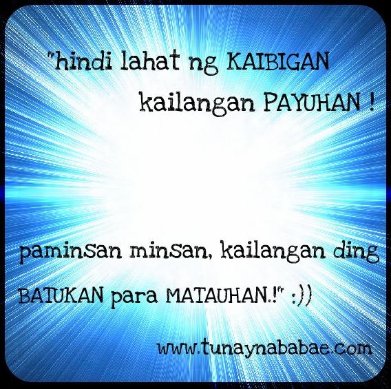 Quotes Sa Pekeng Kaibigan: Tunay Na Kaibigan Quotes. QuotesGram
