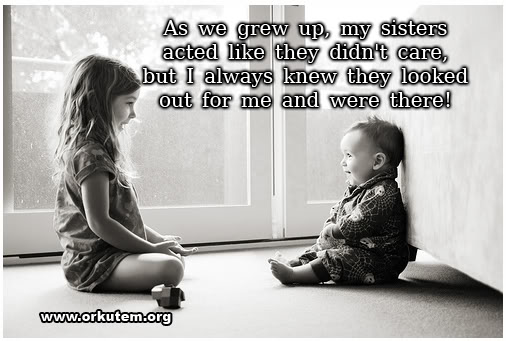 sister caring brother quotes
