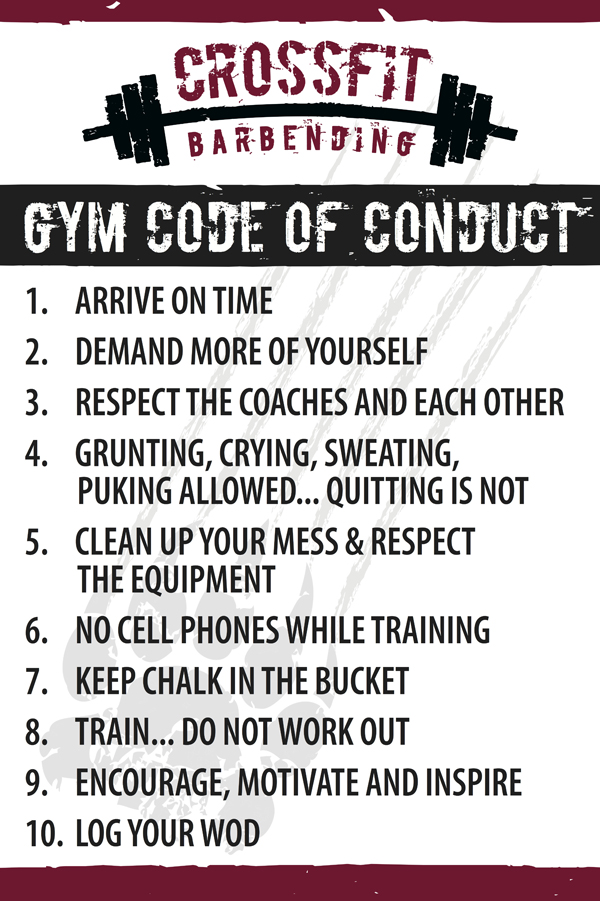 Gym Rule Quotes. Quote...