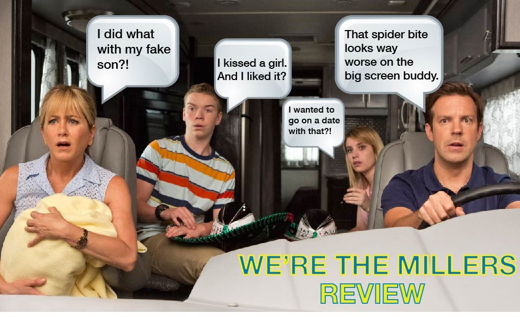 meet the millers parental review of video