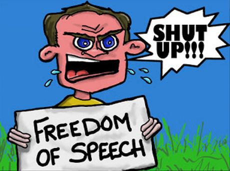 curbs on free speech are justified When freedom of speech comes into conflict with the protection of children, how  tary means of curbing access are superior to semi~voluntary ones, there might  the plaintiffs argued, even if the library was justified in blocking the content in .