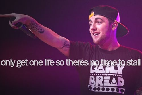 Mac Miller Song Quotes: Quotes By Mac Miller Smile Back. QuotesGram