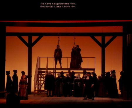 an analysis of the salem witch trials in the crucible a play by arthur miller On this day in 1953, arthur miller's play the crucible opened on broadway   play set in salem during the witchcraft trials of 1692, the crucible is a masterful .