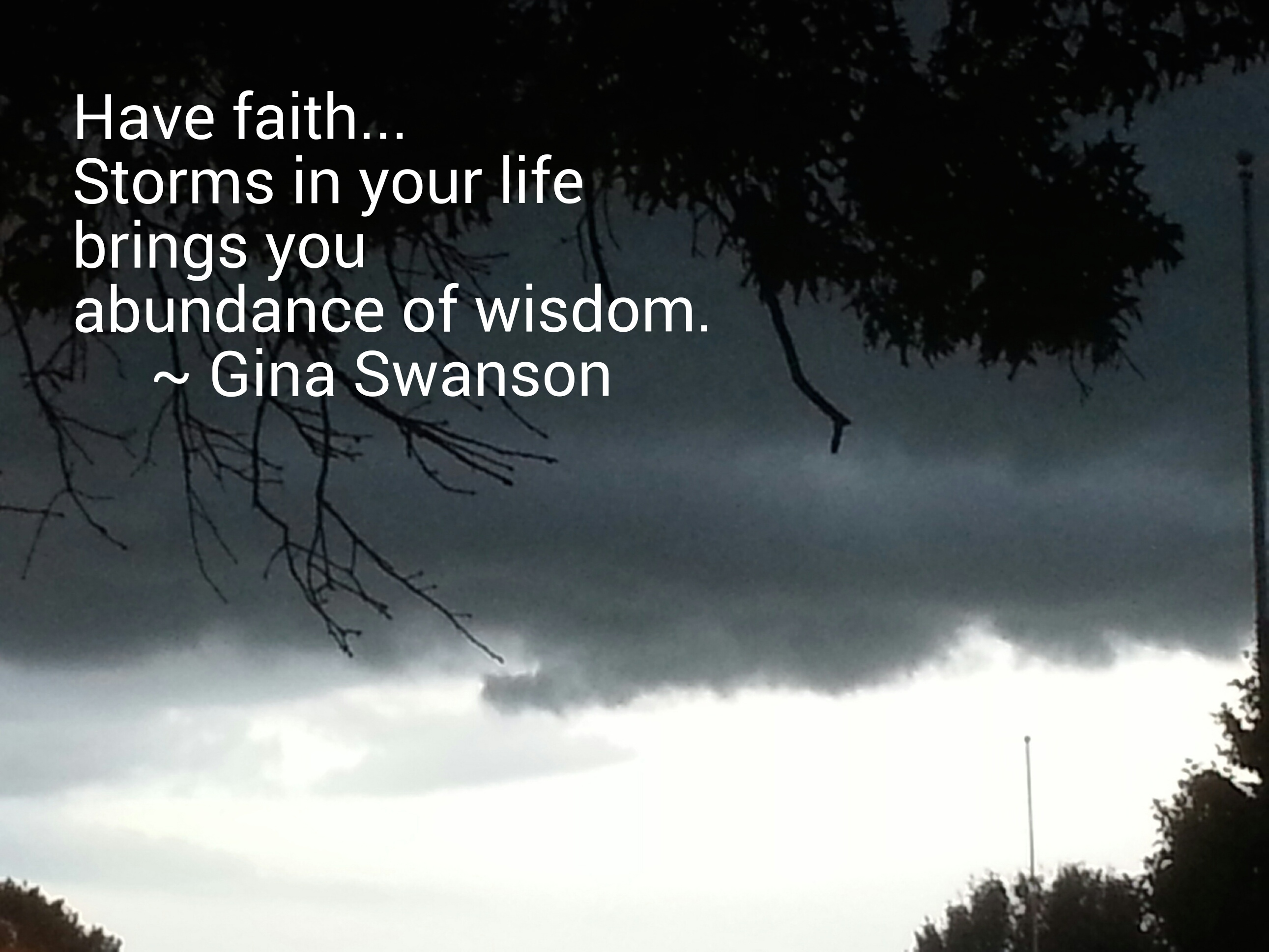 Life Messages And Quotes: Storms Of Life Quotes. QuotesGram