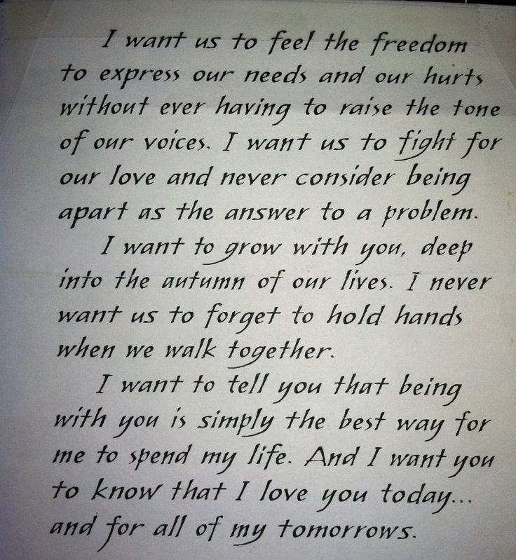 Letter For Him Love Quotes. QuotesGram