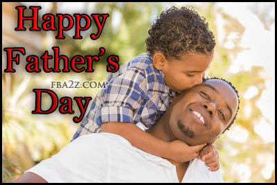 See How Ghana Celebrities Show Off Their Dads On Fathers ...