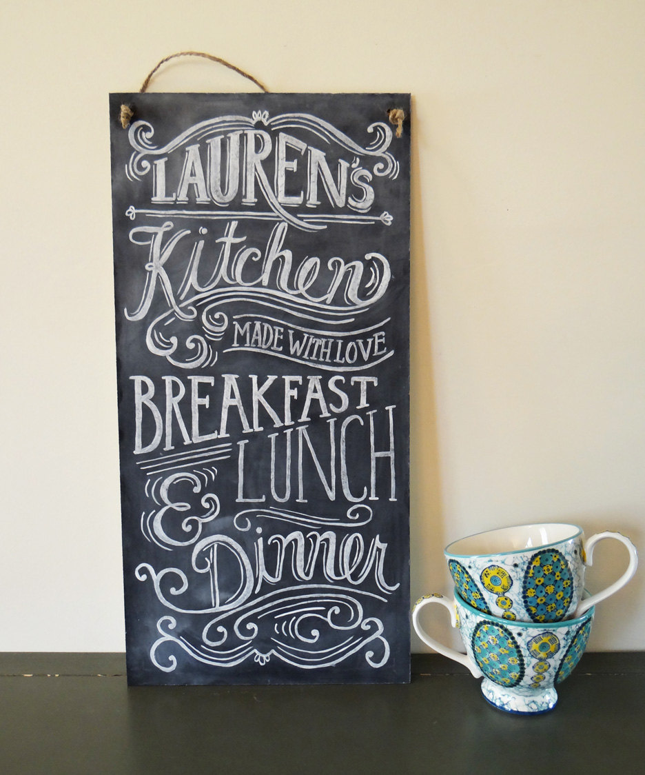 15 Whimsical Kitchen Designs With Chalkboard Wall: Cute Kitchen Chalkboard Quotes. QuotesGram