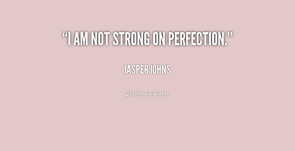 I am strong quote opinion