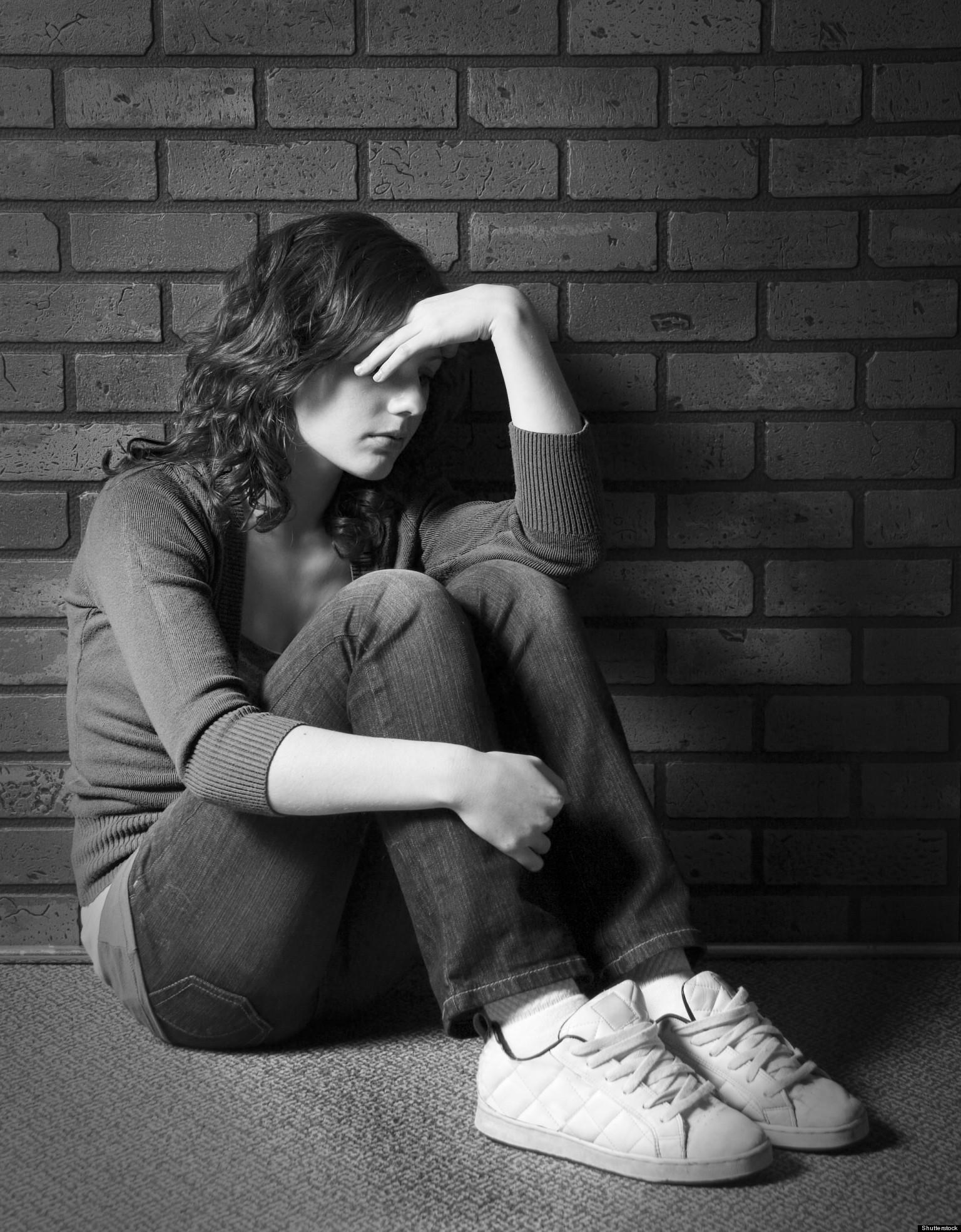 Depression Quotes For Teenage Girls. QuotesGram