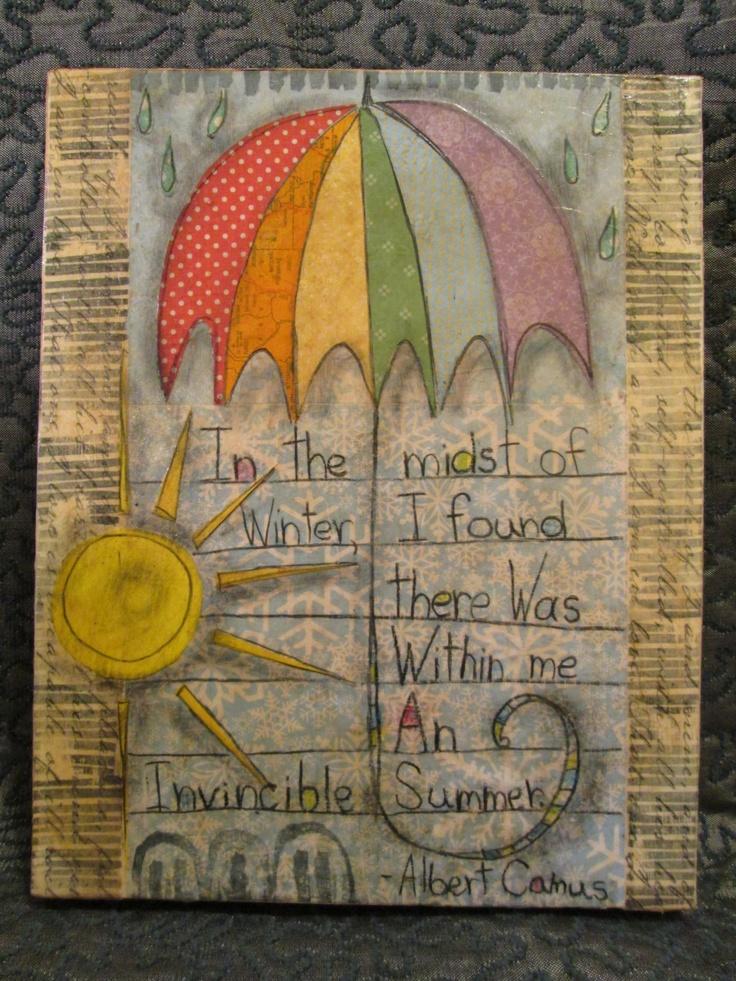 speech summer rain by john foulcher
