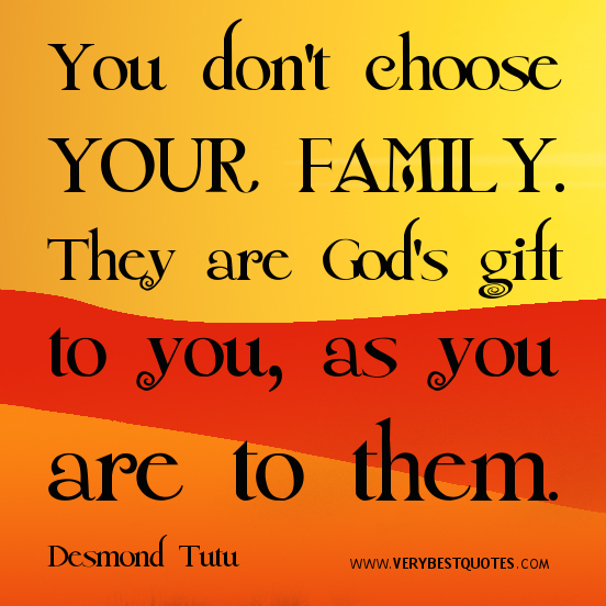Best Family Quotes