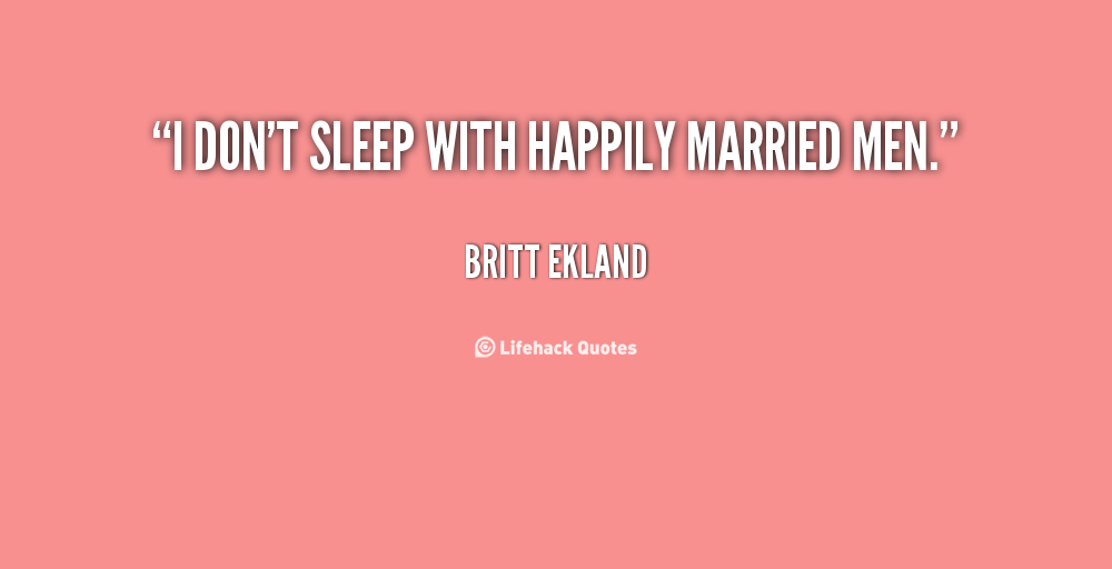 Married Man Quotes. QuotesGram