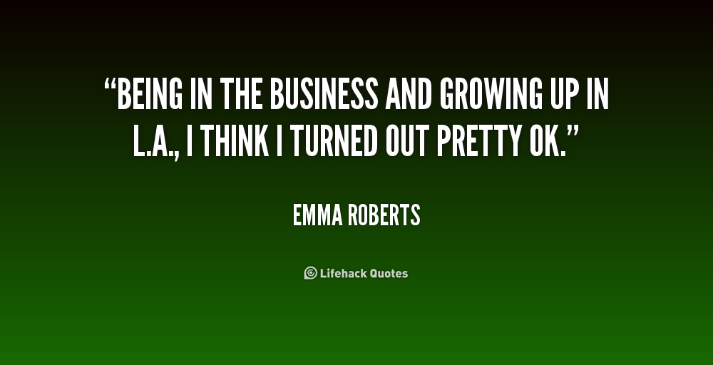 Growing Your Business Quotes. QuotesGram