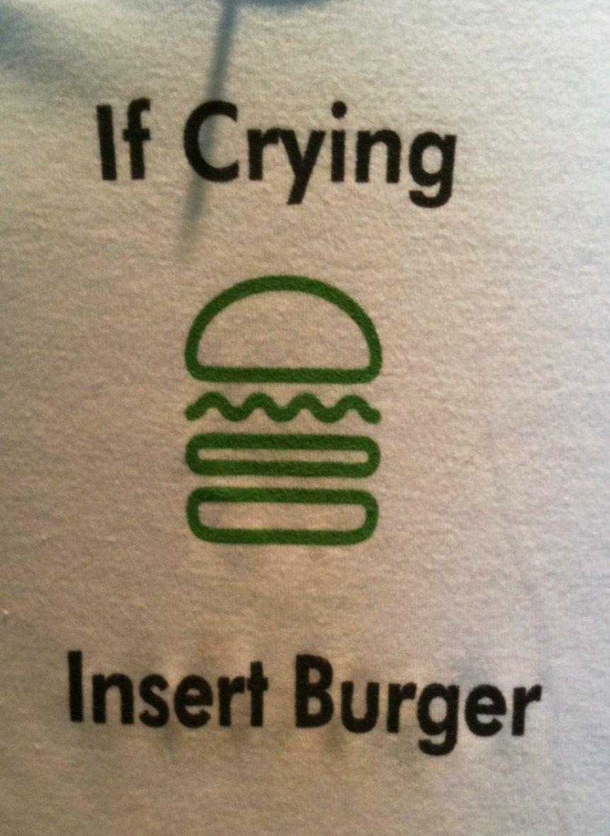 Funny Quotes Burger. QuotesGram