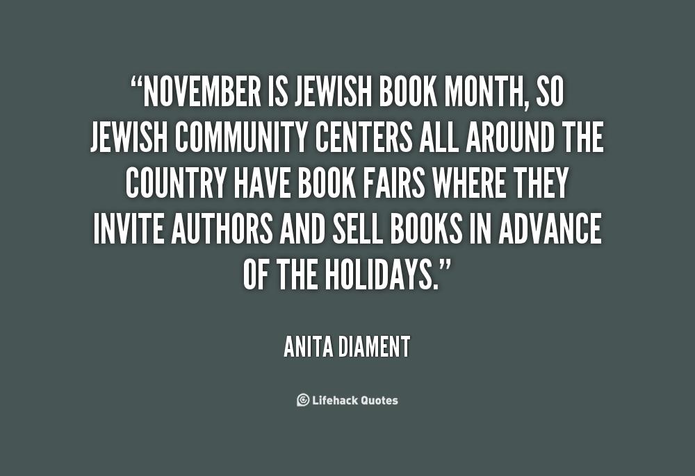 Jew Quotes Quotesgram: Jewish Community Quotes. QuotesGram