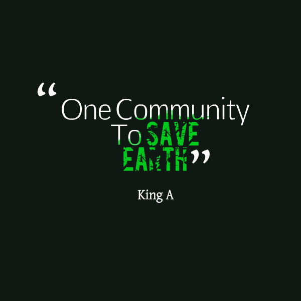 Quotes About Community: Community Quotes And Sayings. QuotesGram