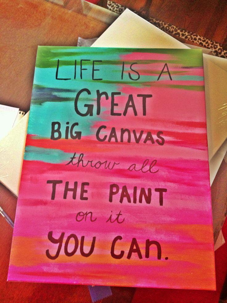 Paint Splash Quotes Quotesgram