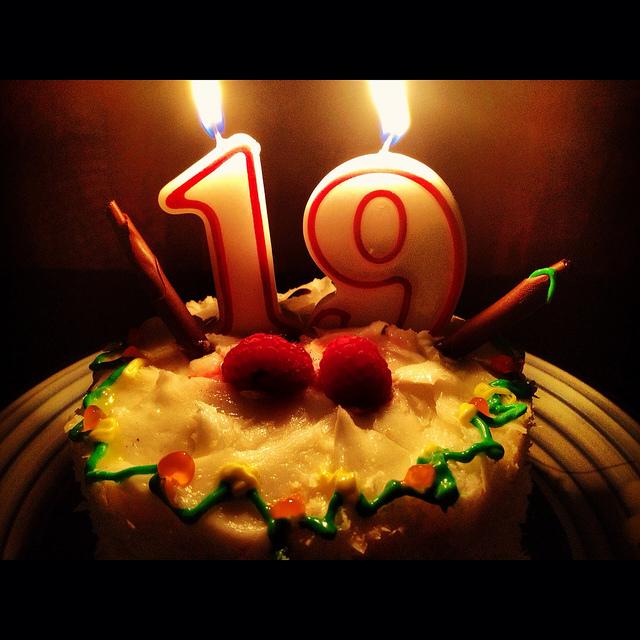 Happy Birthday Bob Marley Cake