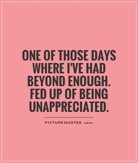 Unappreciated Quotes Love: Mom Quotes Unappreciated. QuotesGram