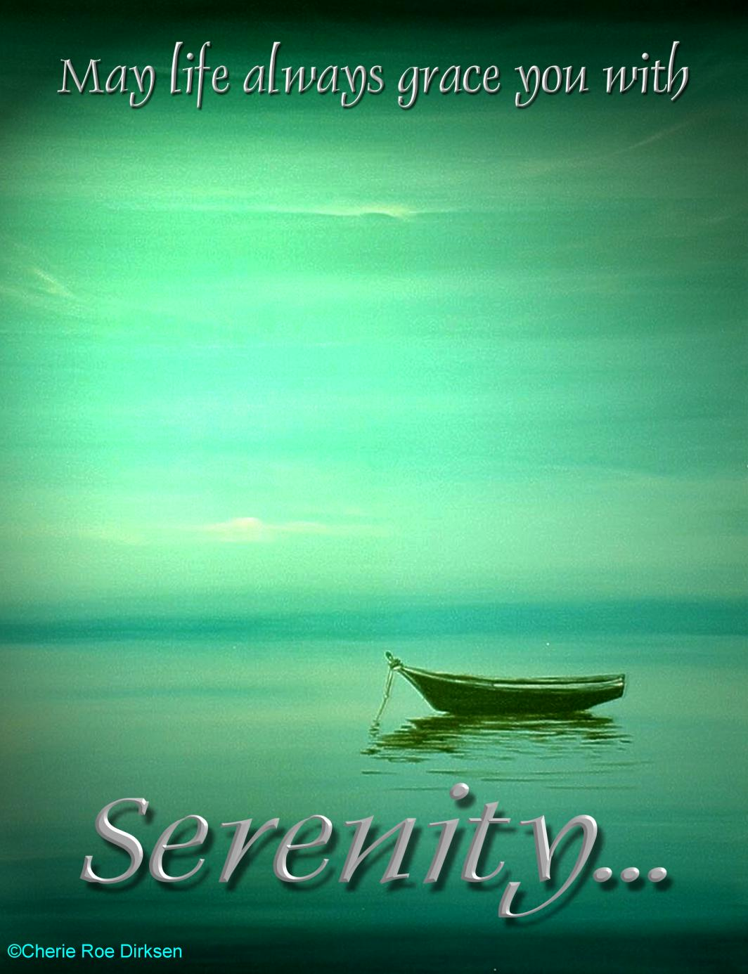 Quotes About Serenity And Nature Quotesgram