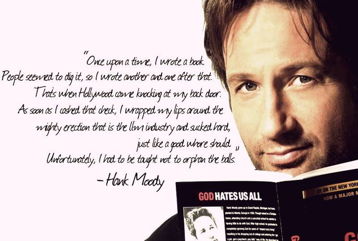 Hank Moody Quotes About Women. QuotesGram