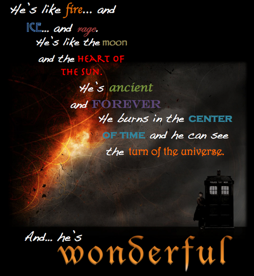 Doctor Who Quotes About Love. QuotesGram