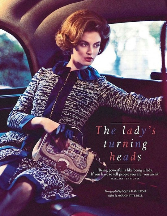 The Iron Lady Movie review Paper