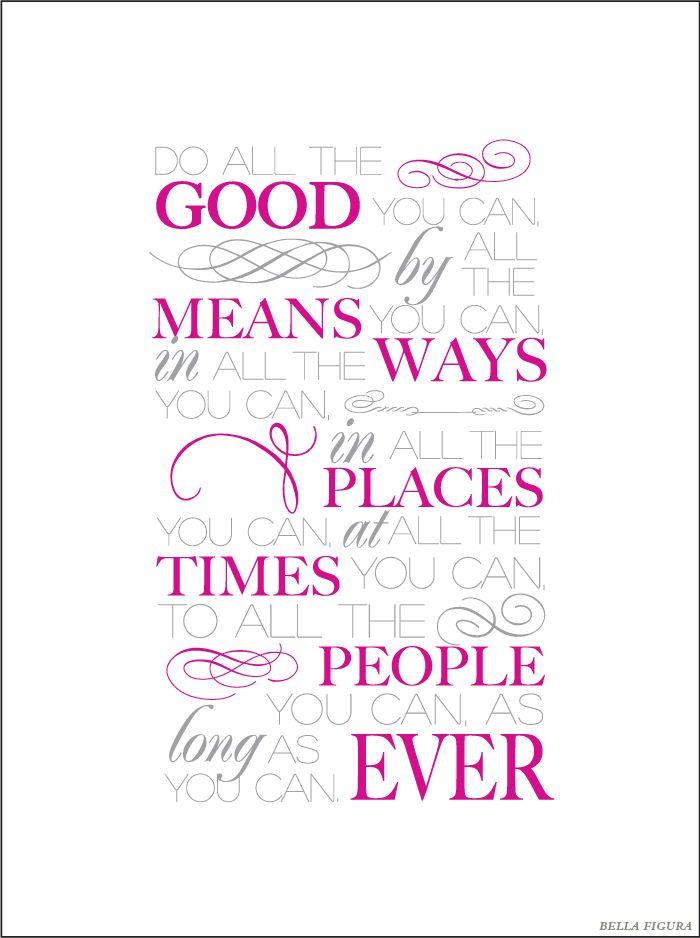 When You Do Good Quotes. QuotesGram