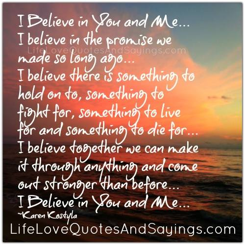Thank You For Making Me Stronger Quotes: I Believe In Me Quotes. QuotesGram