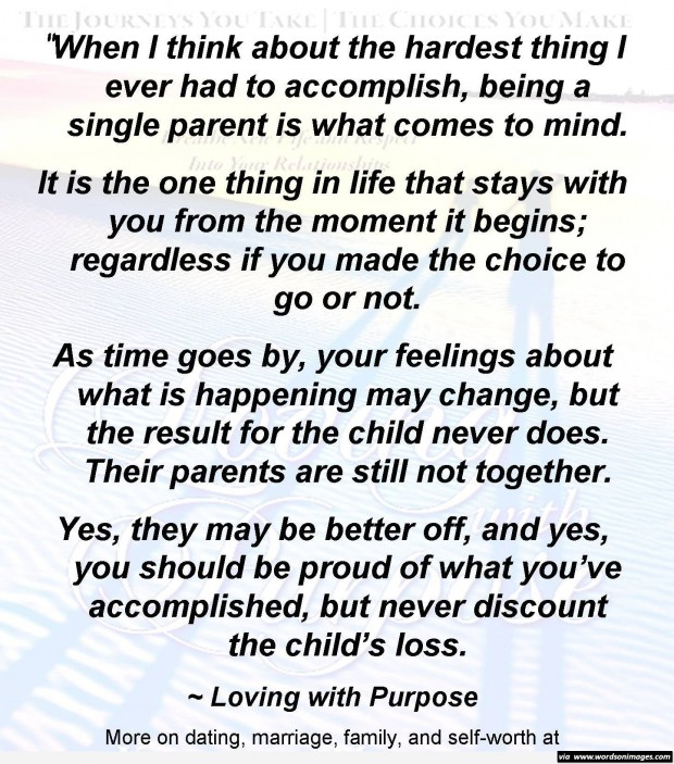 Being A Parent Quotes: Being A Parent Quotes And Sayings. QuotesGram