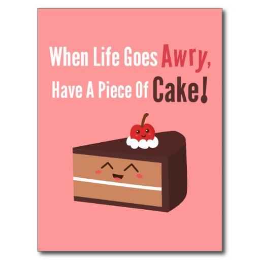 Dark Chocolate Cake Quotes