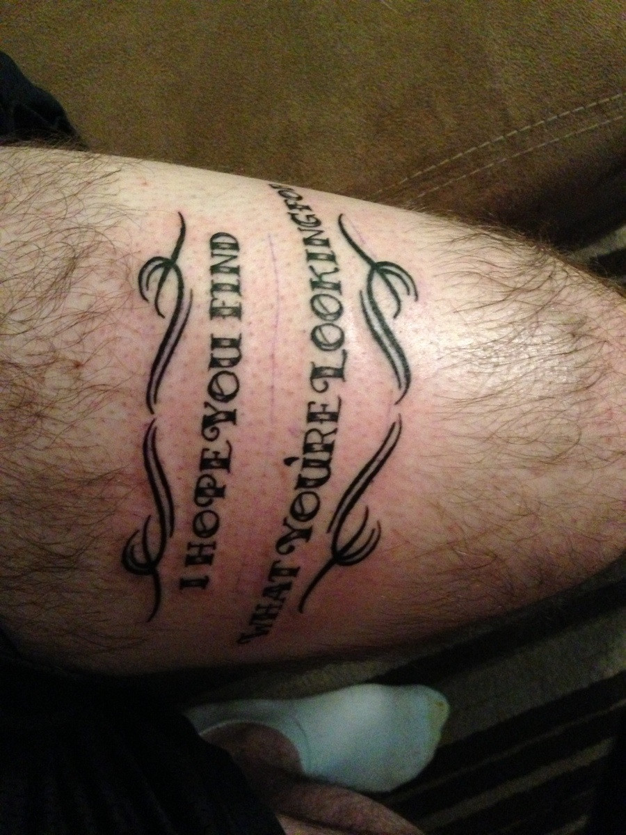 Dad Tattoo Quotes. QuotesGram