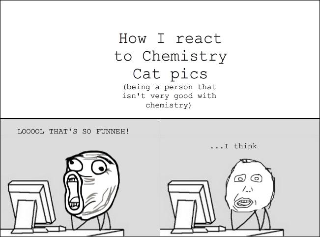 Chemistry Cat Quotes. QuotesGram