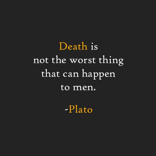 Plato Quote: Plato Quotes On Death. QuotesGram