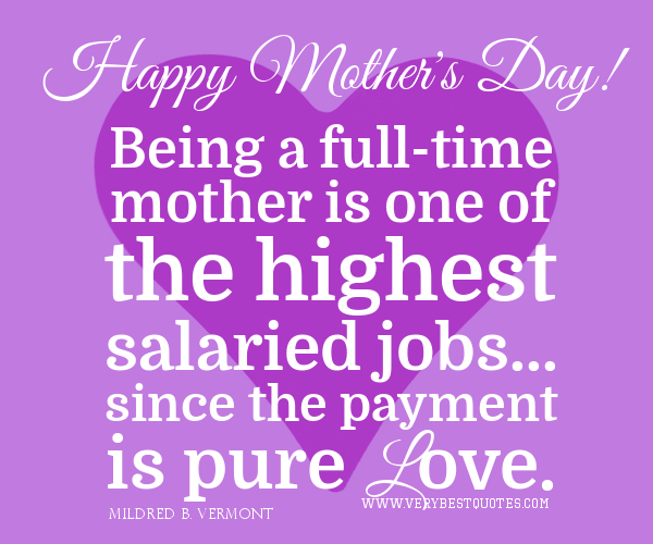 First Time Quotes: First Time Mothers Day Quotes. QuotesGram