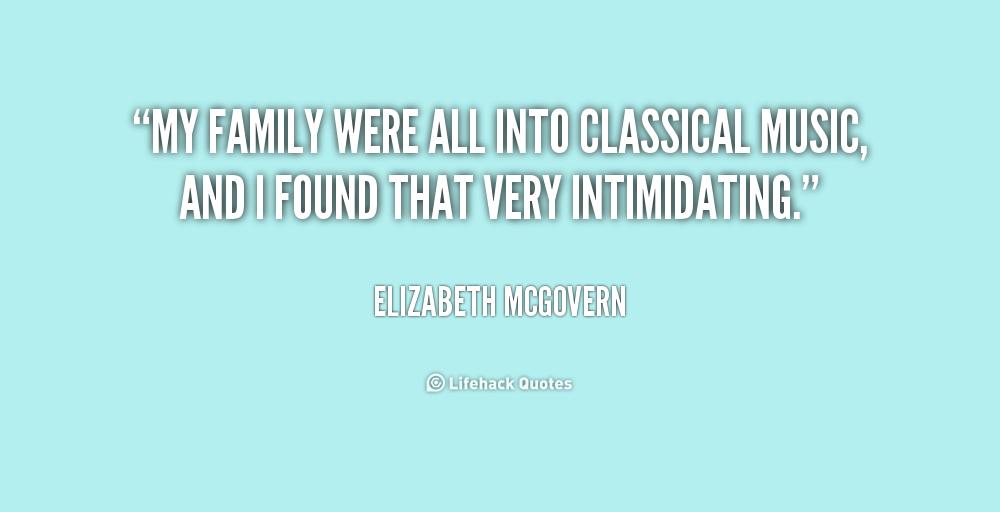 Elizabeth McGovern Quotes. QuotesGram