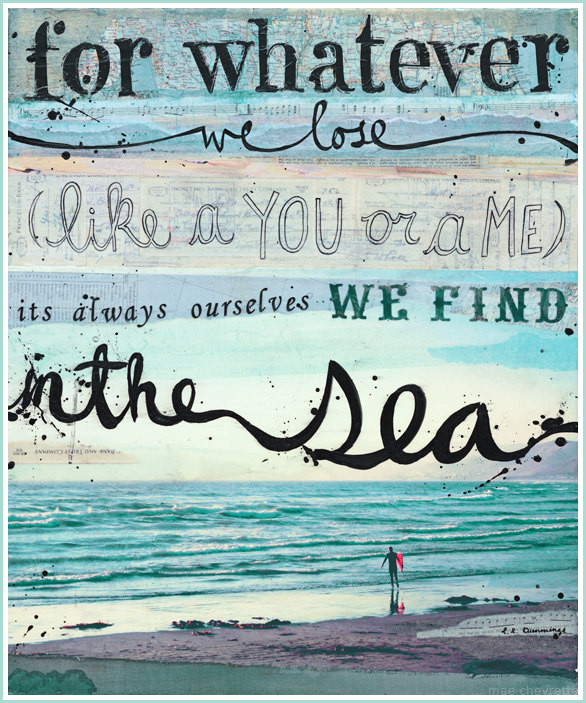Cute Beach Quotes Ocean. QuotesGram