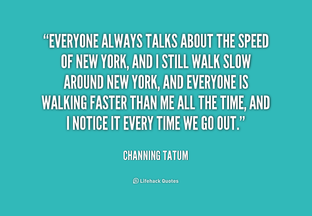 Quotes About Speed. QuotesGram