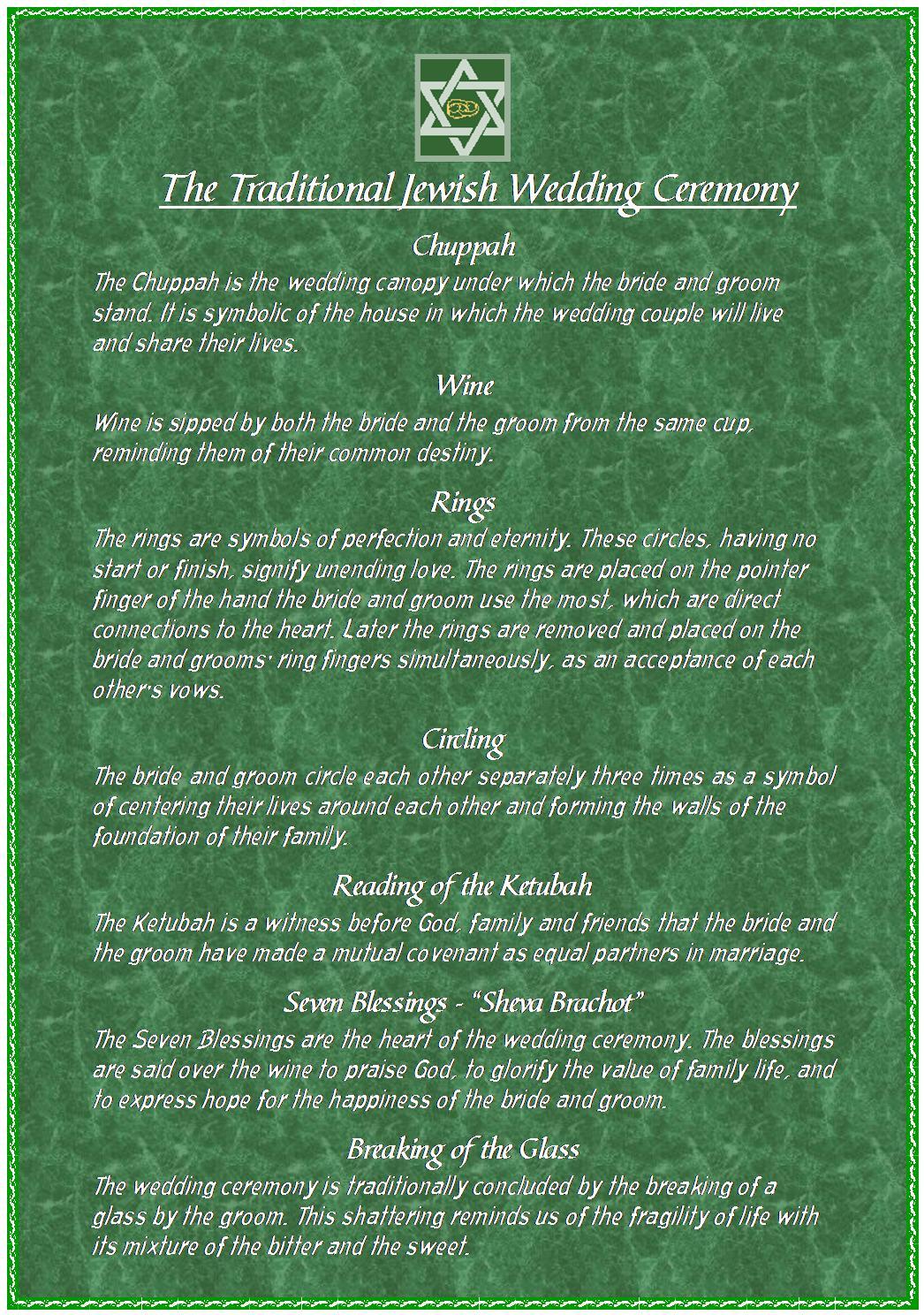 Jewish Wedding Quotes: Jewish Marriage Quotes. QuotesGram