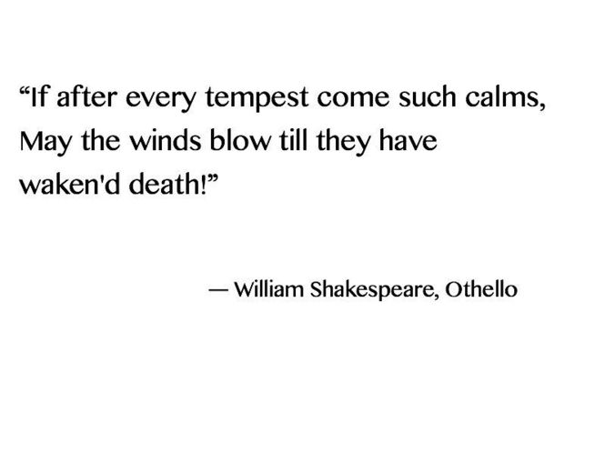 Othello Quotes Insecurity. QuotesGram
