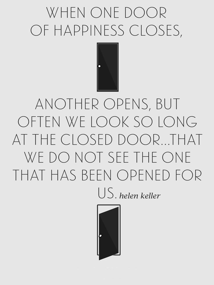 when one door of happiness closes essay 38 of the most inspirational leadership quotes ever  when one door of happiness closes, another opens, but often we look so long at the closed door that we do not see the one that has been .
